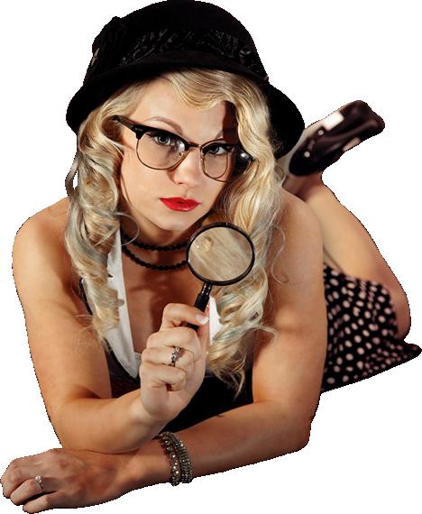Female Detective